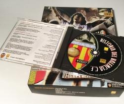 Historia del Valencia C.F. CD-ROM Interactivo