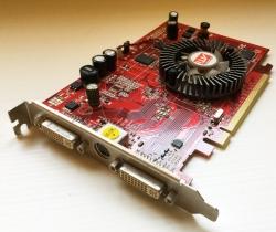 Tarjeta gráfica ATI Radeon X1550 512MB PCI-Express DDR2