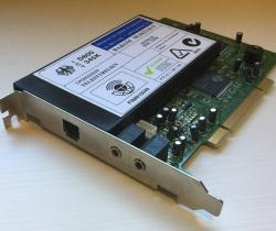 Módem Aztech mdp3858sp PCI 56 K