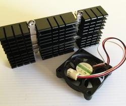 Ventilador + Disipador para Pentium II-III