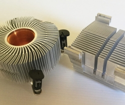 Lote de Disipadores aluminio sin ventilador