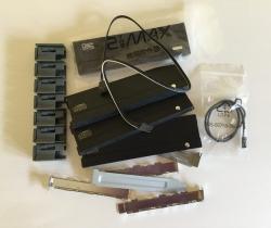 Lote piezas montaje y cables placa base