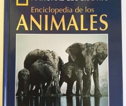National Geographic Enciclopedia de los Animales Mamíferos IV