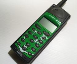 Teléfono Vintage Sony Ericsson A1018s Amena para piezas Celular