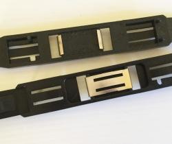 Soporte HDD bracket disco duro de plástico 2 uds.