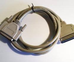 Cable impresora Paralelo LPT1 1,8m