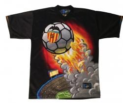 Camiseta Luanvi Edición Especial Balón Valencia CF