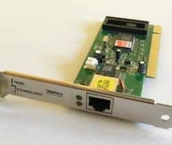 Tarjeta de Red PCI Telefónica LF-50X Ethernet