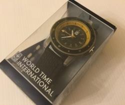 Reloj de pulsera World Time International