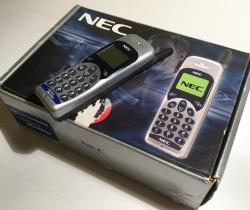 Teléfono móvil NEC DB1400 MP5J1R2-1A Movistar (Averiado y sin cargador)