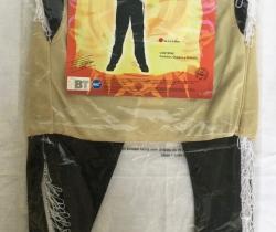 Disfraz infantil Cowboy Talla de 4 a 6 años niño Carnaval