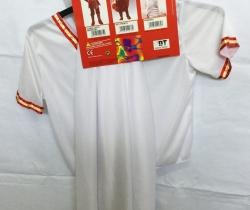 Disfraz infantil Romano Talla de 7 a 9 años niño Carnaval