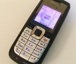Teléfono móvil Nokia 2610 Vodafone con cargador