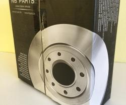 Discos de freno NB PARTS 10025829 Opel, Meriva, Astra Brake Disc 264 mm