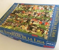 Puzzle Las Estrellas de la Liga 98/99 Marca LFP