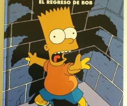 Grandes del Humor Simpson El regreso de Bob