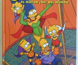 Grandes del Humor Simpson El mayor ¡Oh! del mundo