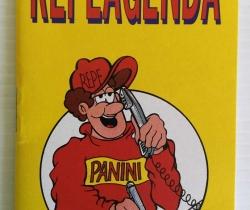 Repeagenda de Panini agenda coleccionistas cromos