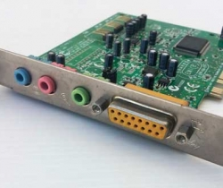 Tarjeta de Sonido Creative Sound Blaster 128 PCI