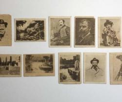 Lote de 10 fototipias Serie 30 – J. Thomas – Principios de 1900