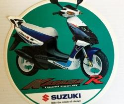 Adhesivo Suzuki Katana R – 1997