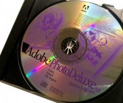 Adobe PhotoDeluxe 3.0 Home Edition – 1998