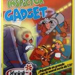 Álbum Inspector Gadget – Yoplait – 1984 – Incompleto