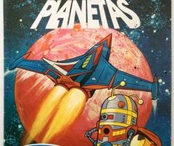 Álbum La batalla de los planetas – Danone – 1980