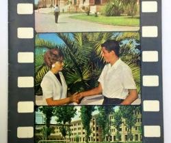Álbum Seminario – 1966 – Campaña Escolar Pro Seminario – Completo – Galerías Todo – Valencia