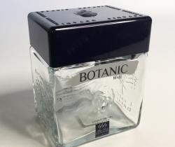 Botella vacía de ginebra Botanic London Dry Gin 700ml