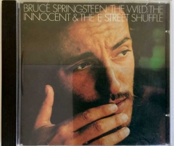 Bruce Springsteen: The Wild, The Innocent & The e Street Shuffle – Ediciones Altaya – Rock nº2
