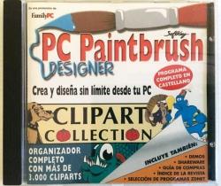 CD-ROM de Family PC – Octubre 1999 – PC Paintbrush Designer