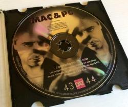 CD Foto Digital – Mac & PC – números 43 y 44 – Dat House