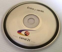 CD Guía del Club Canal21 – Año 1998