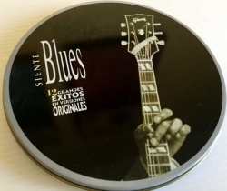 Siente Blues 12 Grandes Éxitos en versiones originales 1996