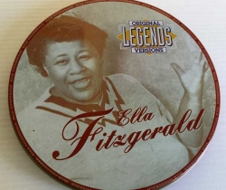 CD Original Legends Versions Ella Fitzgerald 1996