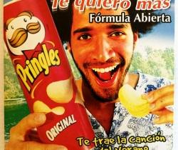 CD canción anuncio Pringles – Fórmula Abierta – Te quiero más
