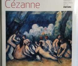 Libro CÉZANNE – Grandes Maestros de la Pintura