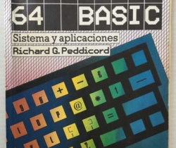 COMMODORE 64 Basic – Sistema y Aplicaciones – Plaza & Janes Editores – 1986