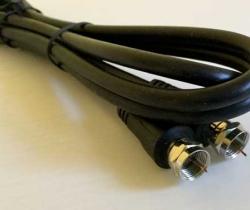 Cable Coaxial RG-59U Tipo F Macho/Macho