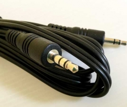 Cable Jack 3.5 Stereo a Jack 3.5 Stereo 2m