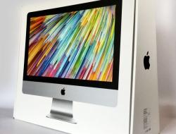 """Caja vacía iMac 21.5"""" MMQA2Y/A + Caja teclado iMac"""