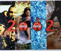 Calendario Coca-Cola 2002 – Como nuevo