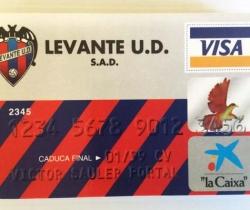 Calendario Levante UD 97/98 – La Caixa