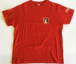 Camiseta Coca Cola – Patrocinador Oficial de la Afición – Yo también Juego este partido – Roly