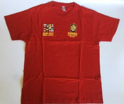 Camiseta Euro 2012 – España Campeones de Europa – Deportes Blanes