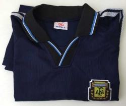 Camiseta de fútbol Opel AFA Asociación Fútbol Argentino XXXL