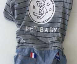 Camiseta y pantalón para perro Talla XL