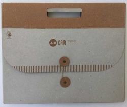 Carpeta Fundación Cultural Caja de Ahorros del Mediterráneo CAM – 1995