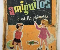 Cartilla primera amiguitos – Manuel Antonio Arias – 77ª edición 1975